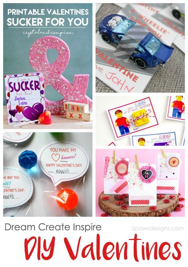 Dream Create Inspire: Valentines