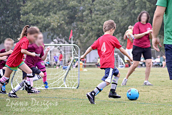 Project 52 Photos: Week 38 - Fall Soccer