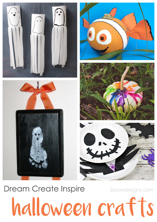 Dream Create Inspire: Halloween Crafts