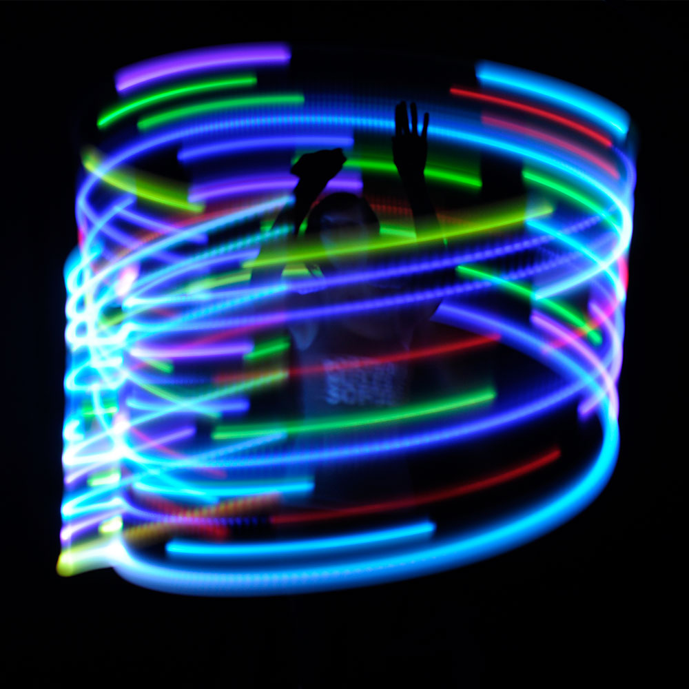 Wand Led Glitch Led Levitation Wand Moodhoops