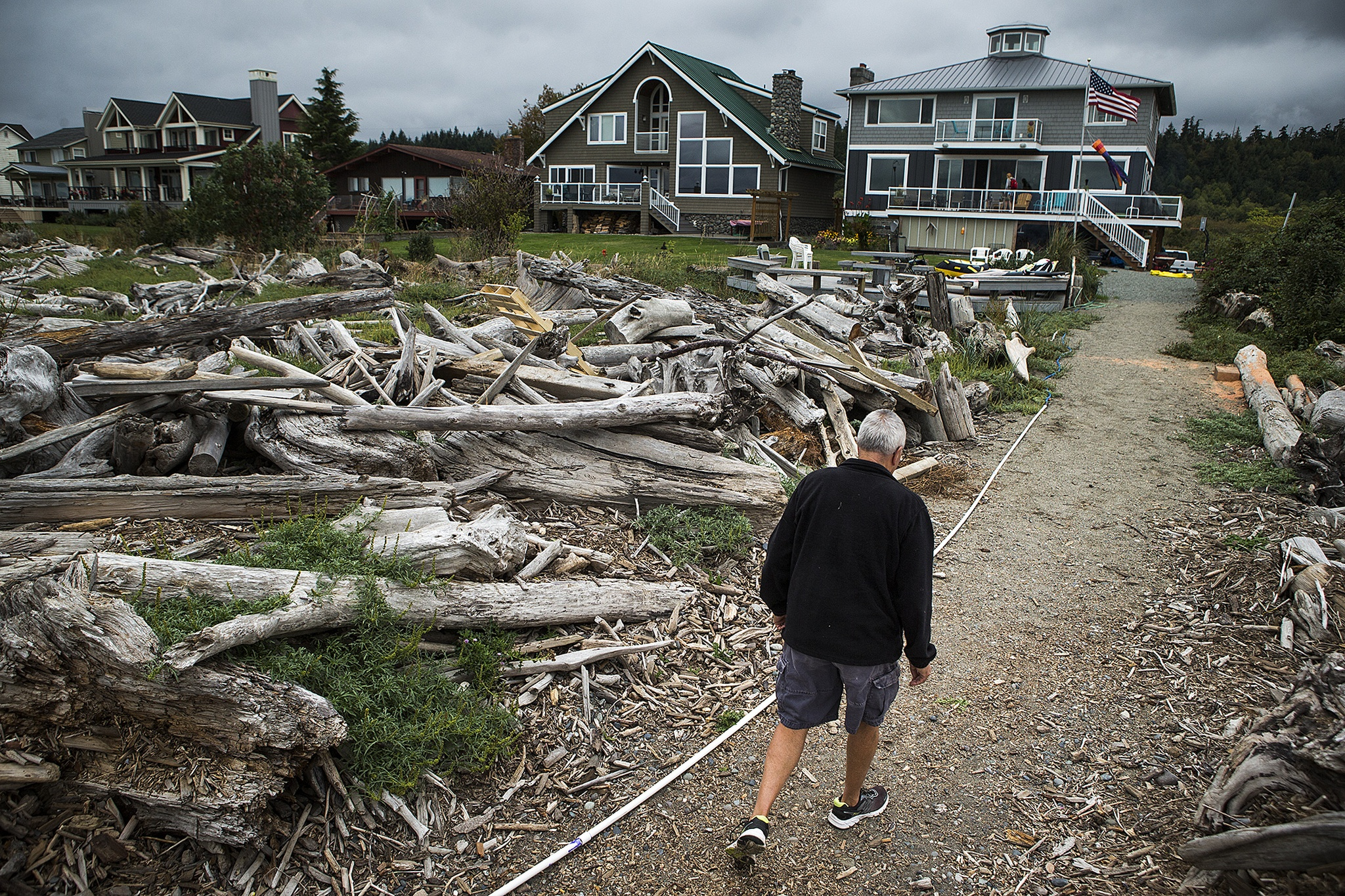Camano Island State Park Weather Island County Gets An Advance Look At Future Sea Levels