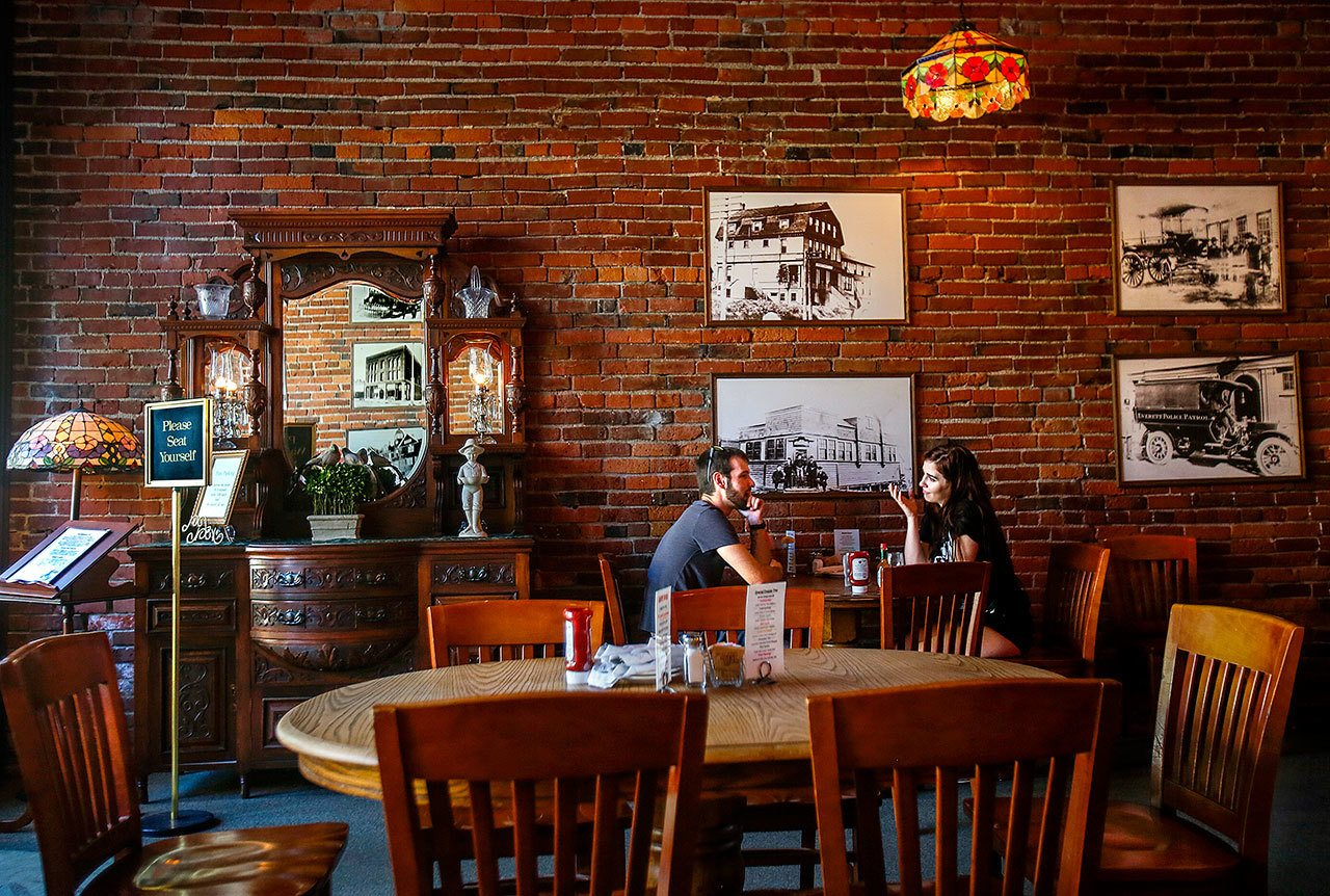 Vintage Café Everett S Vintage Cafe Celebrates 40 Years Heraldnet