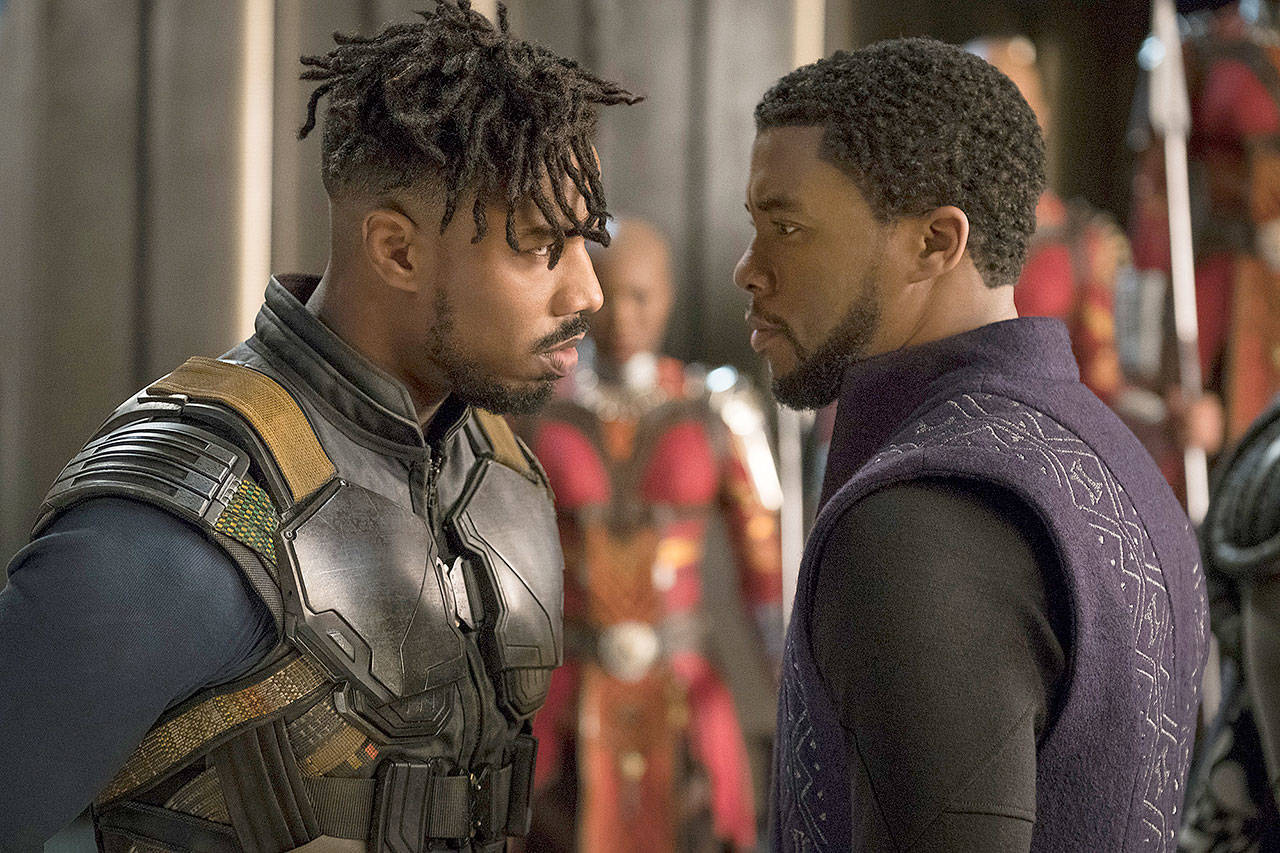 Black Panther Builds A Proud New Superhero World