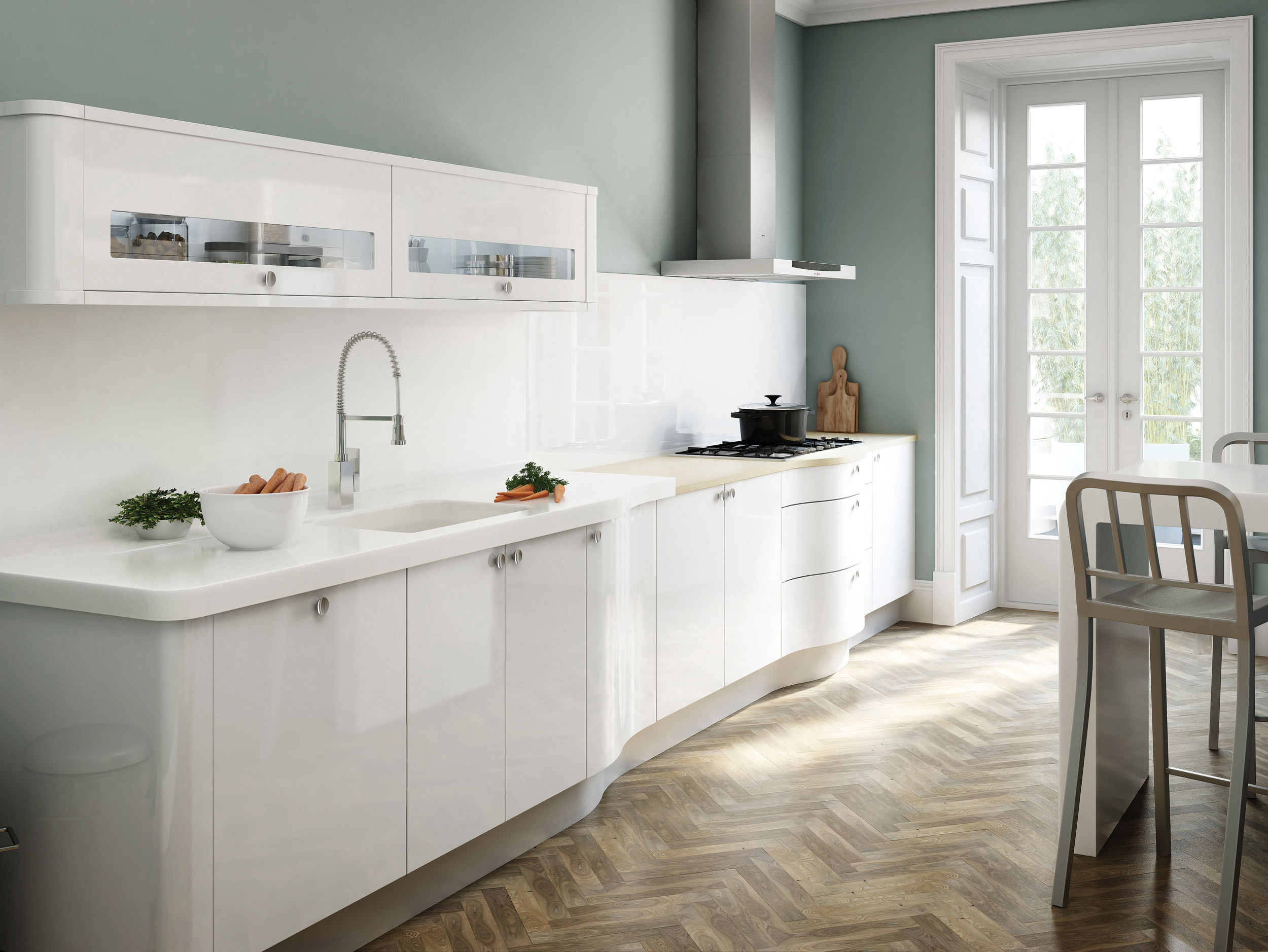 white paint colors for kitchen cabinets kitchen white cabinets Avant White large