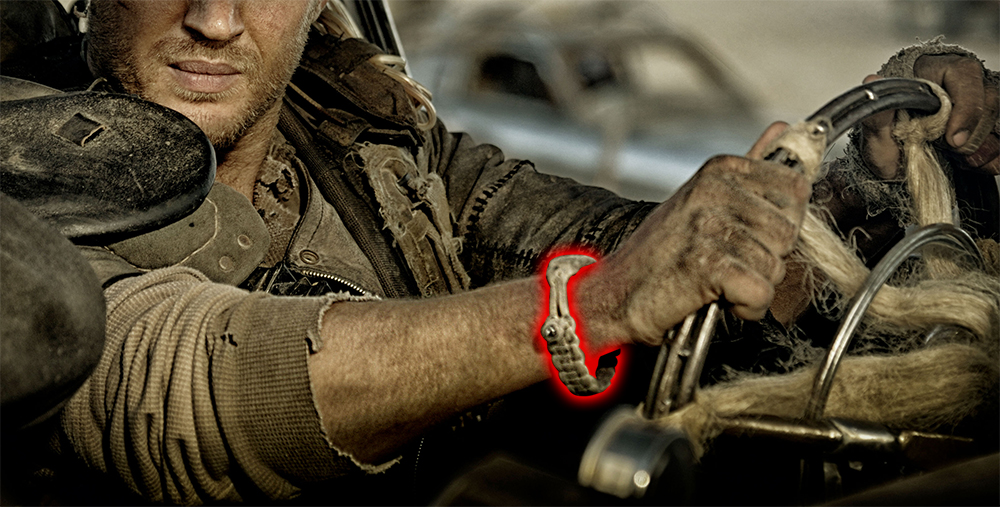 Quotmad Maxquot Cobra Stitch Paracord Bracelet Tutorial Recoil