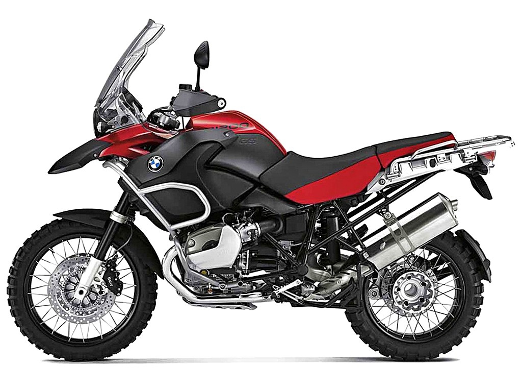 Asientos Leasing Bmw R1200gs Adventure 2008 2ri De