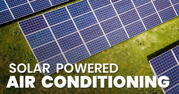 How To Run Air Conditioning On Solar Power The Tiny Life