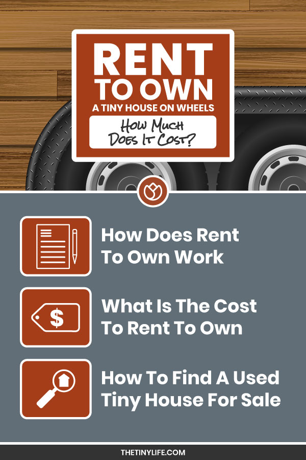 Rent To Own A Tiny House On Wheels How Much Does It Cost? The
