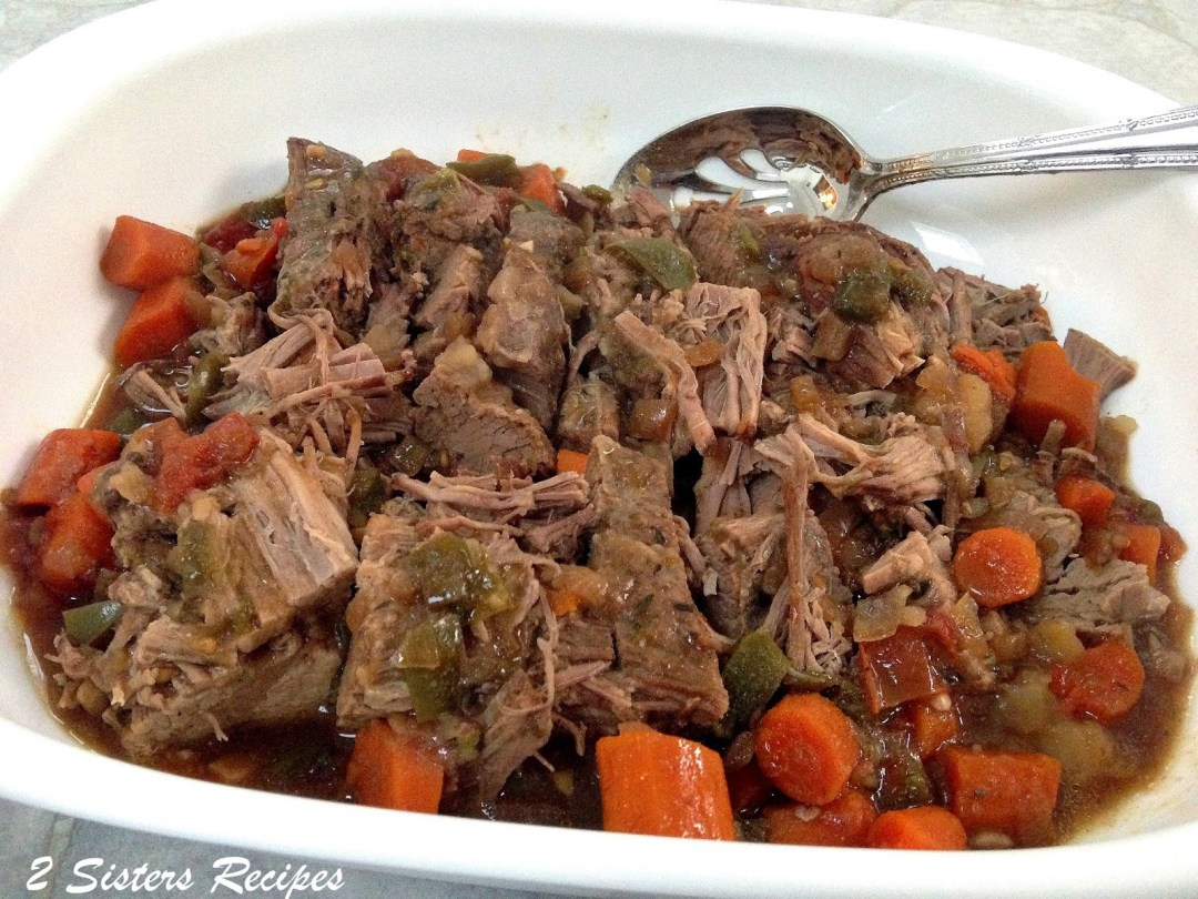 Lamb Meat Cooked Savory Slow Cooked Beef Brisket In A Wine Gravy 2