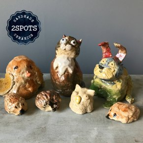 Clay Club creatures