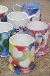 Ladies Night Mugs