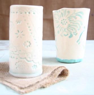2Spots Ceramics Vases