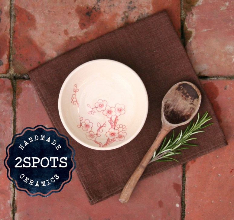 Red Blossom Bowl