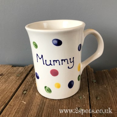 Fingerprint Mummy Mug