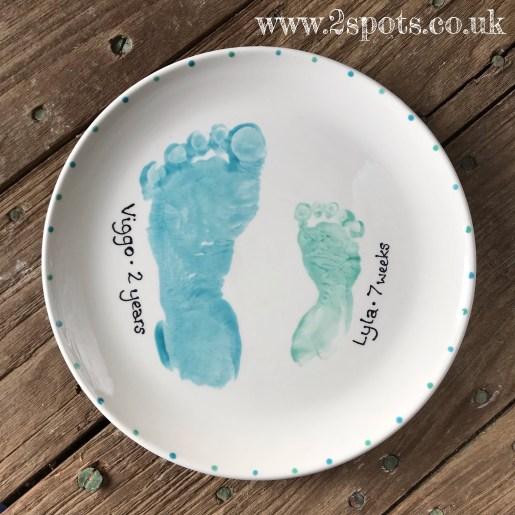 Sibling plate