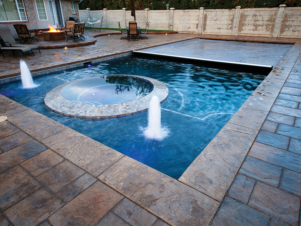 Jacuzzi Pool Covers Pool And Spa Inspections San Diego The