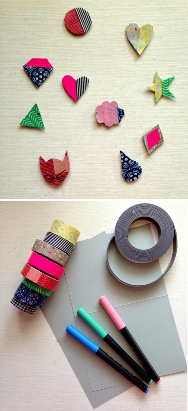 Washi Tape Diy 100 Creative Ways To Use Washi Tape | Diy Crafts