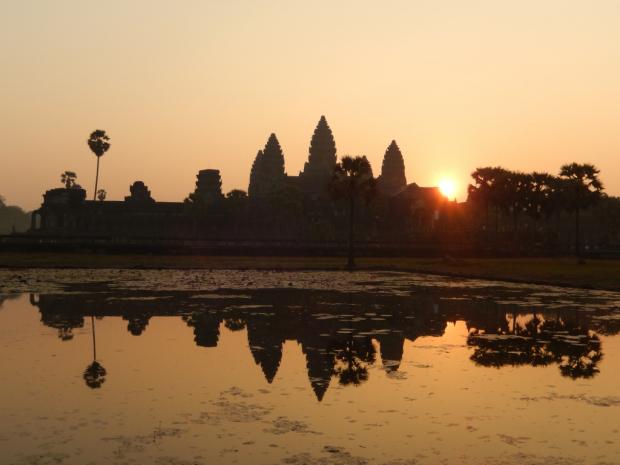 Angkor Wat Sunrise (2)