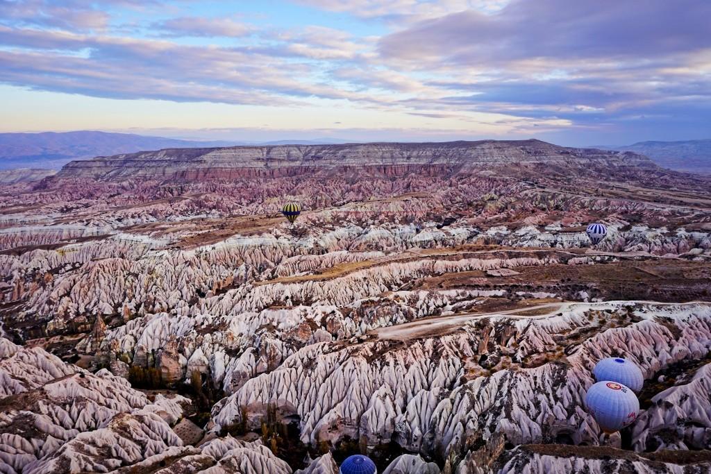 Cappadocia: A Surreal Landscape