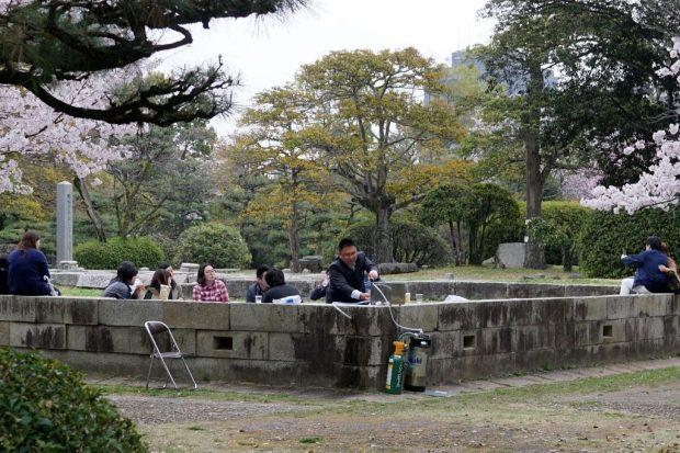 Hiroshima Palace