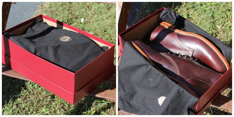 Review Of Wolverine 1000 Mile Cordovan No 8 Boot