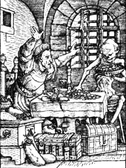 Holbein-The Rich Fool