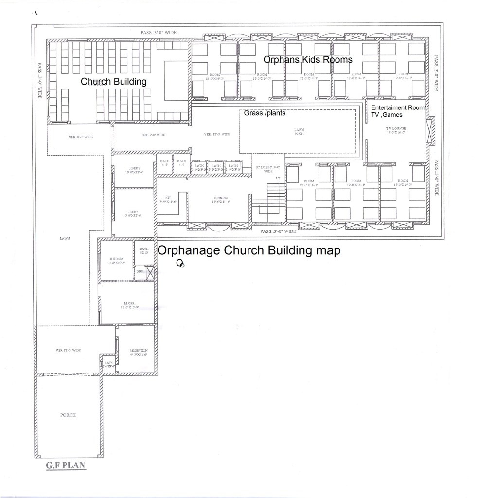 Orphanage plans