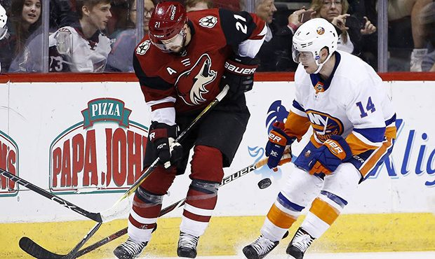 Western Conference shows center position still Coyotes\u0027 biggest need