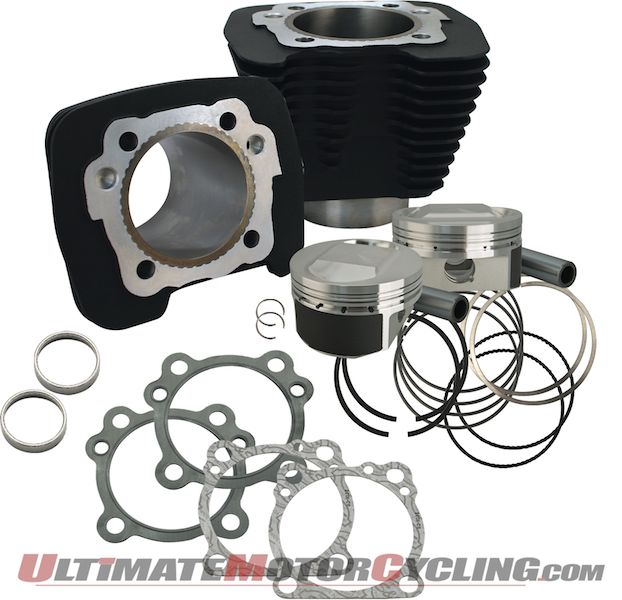 SS 1250cc Big Bore Kit for Harley Sporster - Double the Horespower