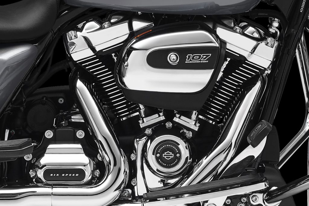 2017 Harley-Davidson Milwaukee-Eight Engines 11 Fast Facts