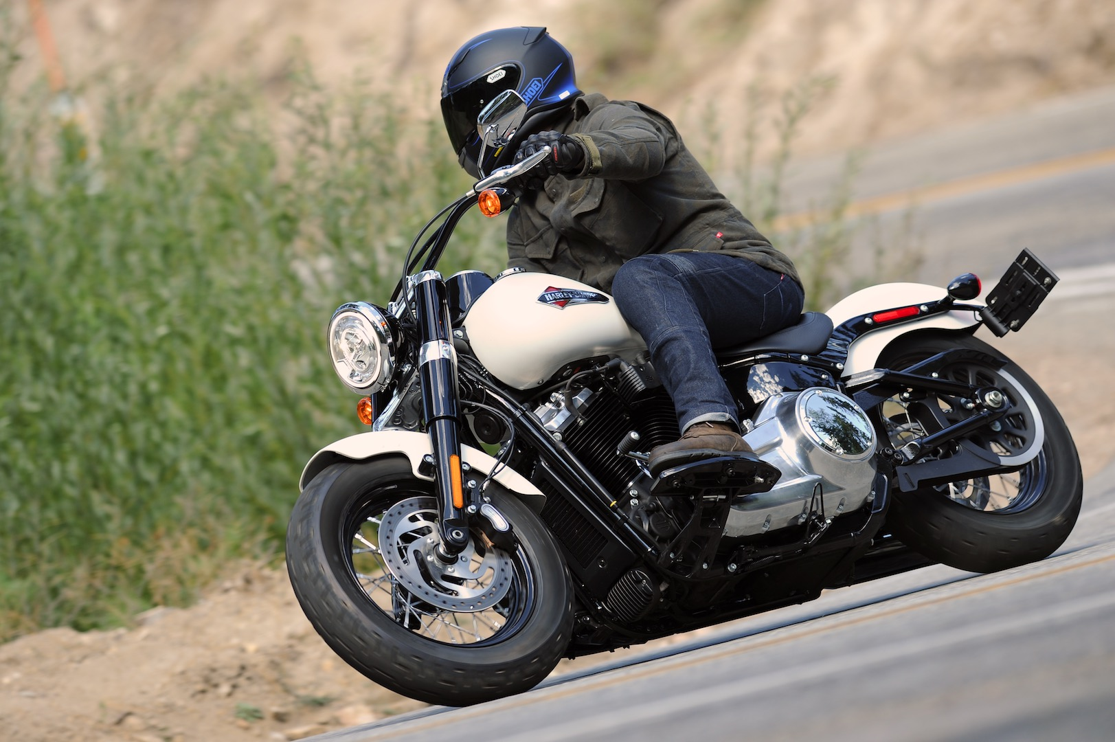 Harley Softail 2018 Harley Davidson Softail Slim Review 11 Fast Facts