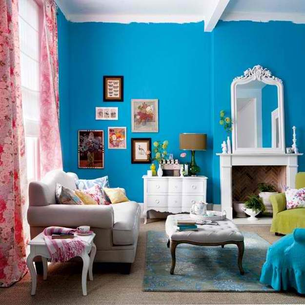 How to Make a Small Room Look Bigger and Cozier - how to make a small living room look bigger