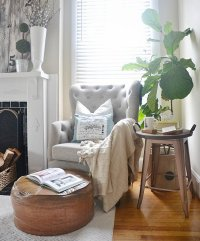 Reading Nook Chair