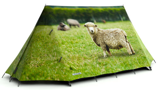 Get Out! FieldCandy Tents