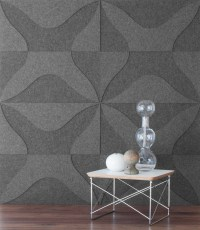 New Wool Felt and Cork Wall Coverings from Submaterial