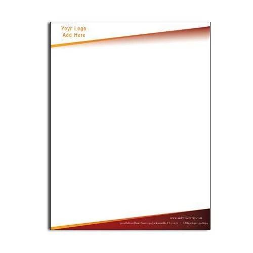Letterhead Designing Services Markaid Inc Service Provider in