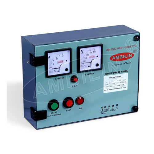 Submersible Pump Panel - 3 Phase Submersible Pump Control Panel