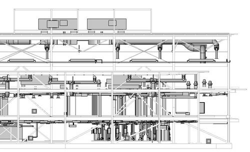 Designing And Draughting Services - HVAC Duct Design Services