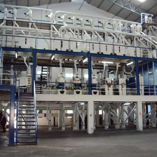 Food Processing Plant Rice Milling Plant Manufacturer