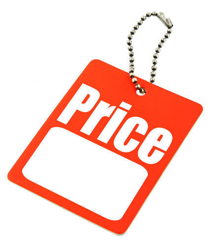 Price Label at Rs 017 /square inches Price Labels ID 6738606088 - label