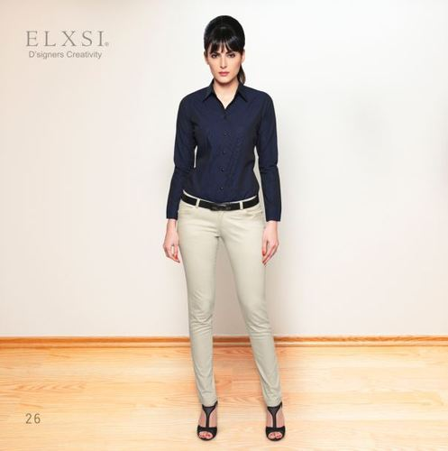 Formal Shirt and Pant for Women - Second Skin, Mumbai ID 8120299030