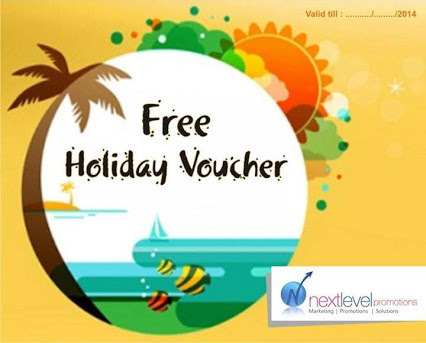 Free Gift Vouchers, Free Holiday Voucher Minakshi Garden, New