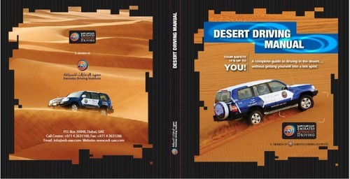 Instructional Manuals - Desert Driving Manual Service Provider from