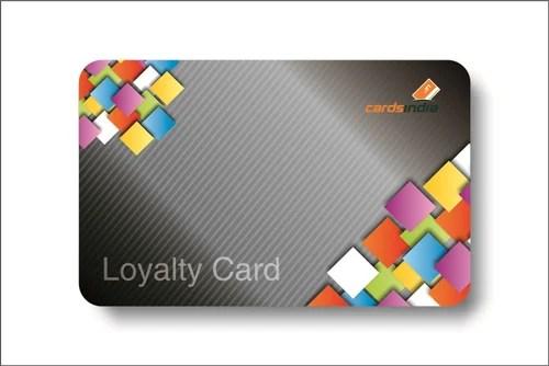 Loyalty Card at Rs 15 /piece Royapettah Chennai ID 6754345262