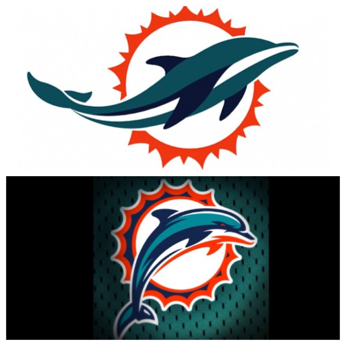 SPORTS: Miami Dolphins Logo?