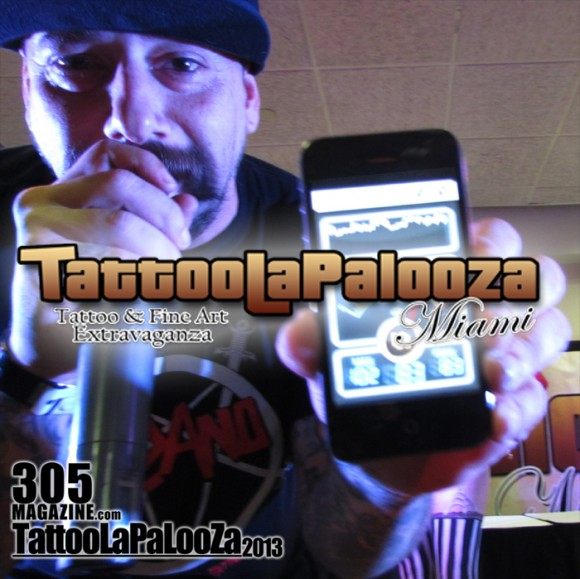 EVENT: TattooLaPaLooZa - Body Painting - Recap