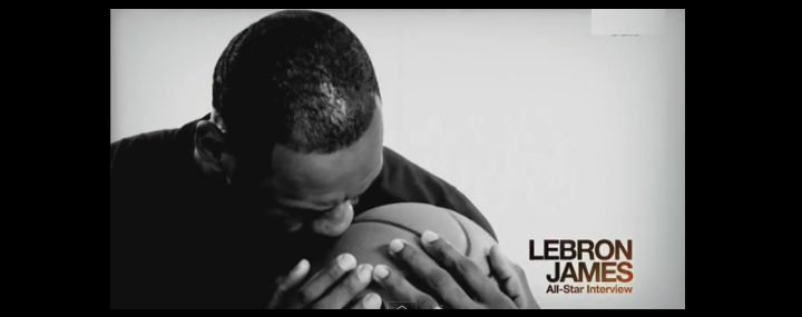 SPORTS: LeBron James All-Star Interview (FULL)