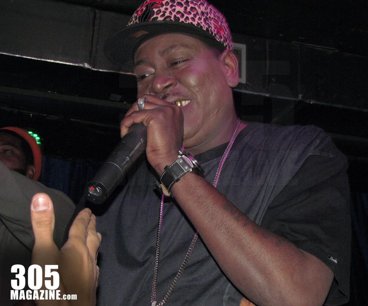 Trick Daddy @ The Stage Miami - Recap