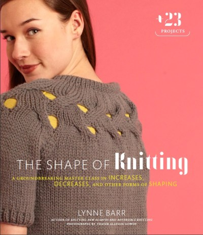 top 5 design books for sweater knitters shape