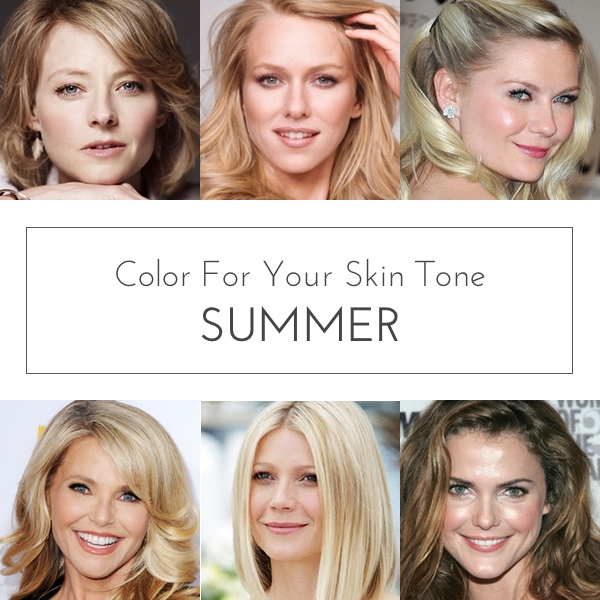 Seasonal Color Analysis How To Find Your Best Colors ...